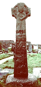 High Cross to be seen in Kilfenora
